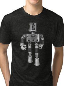 Adopt-A-Bot  Robot #2 Tri-blend T-Shirt