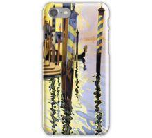 Venice Poster iPhone Case/Skin