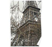 Winter Moods - Paris Poster