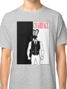 The Tick chairface scarface Classic T-Shirt