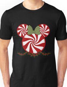 Peppermint Minnie Unisex T-Shirt