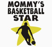Mommy's Basketball Star One Piece - Short Sleeve