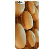 Salted Caramel Macarons iPhone Case/Skin