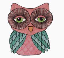 Owl Eyes by Pip Gerard