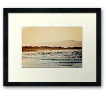 Byron Bay Framed Print