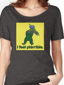 I feel pterrible Women's Relaxed Fit T-Shirt