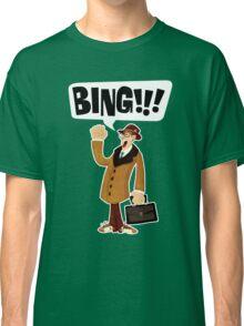 BING!!!-1 Classic T-Shirt