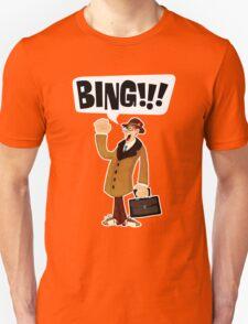 BING!!!-1 Unisex T-Shirt