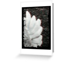 Cement Wings Greeting Card