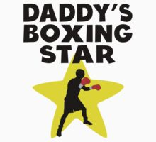 Daddy's Boxing Star One Piece - Long Sleeve