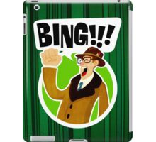 Bing!!!-2 iPad Case/Skin