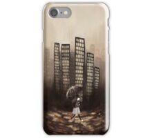 City Rain iPhone Case/Skin