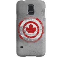Captain Canada Samsung Galaxy Case/Skin