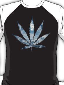 Cloud Pot Leaf T-Shirt