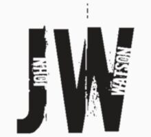 John Watson/JW Sticker by 1MoreMiracle