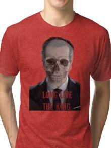 Long Live the King Tri-blend T-Shirt