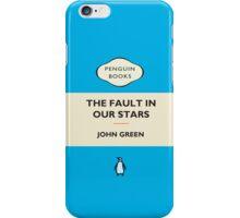 TFIOS - Penguin Book Edition. iPhone Case/Skin