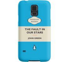 TFIOS - Penguin Book Edition. Samsung Galaxy Case/Skin