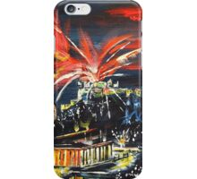 Edinburgh Fireworks iPhone Case/Skin