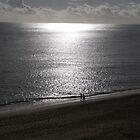 A Walk Along the Beach by Adamdabs