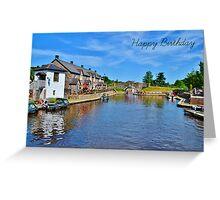 Brecon Birthday Card Greeting Card