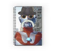 Ultraman: The Untold Story Spiral Notebook