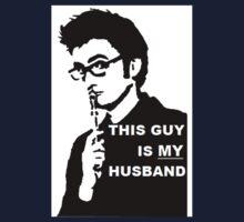 My Husband Kids Tee