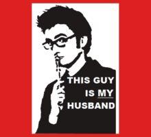 My Husband One Piece - Long Sleeve