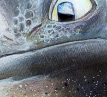 Garish Toothless Sticker
