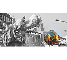 Chinese Dragon in Liverpool Photographic Print