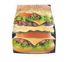 Hamburger Mini Skirt
