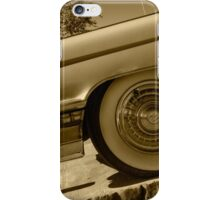 Cadillac Wheel  iPhone Case/Skin