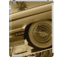 Cadillac Wheel  iPad Case/Skin