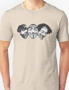 Don't you dare call them stooges... T-Shirt