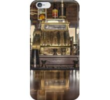 Saloon Register  iPhone Case/Skin
