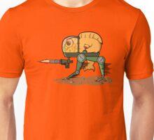 Maximus: The Fish Mech-Warrior Unisex T-Shirt