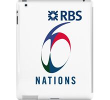 RBS 6 Nations iPad Case/Skin