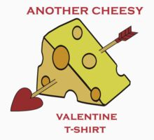 Valentine - Extra Cheese One Piece - Short Sleeve