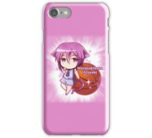 Murasakibara Atsushi Chibi iPhone Case/Skin
