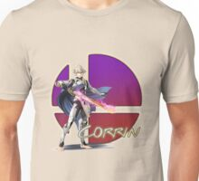 Male Corrin, Smash Bros. 4 Unisex T-Shirt