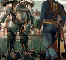 Fallout 4 - Discover Sticker