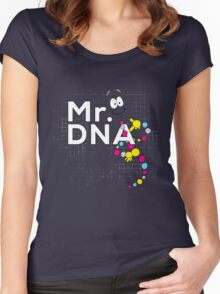 Mr. DNA Women's Fitted Scoop T-Shirt