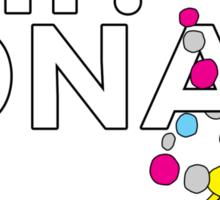 Mr. DNA Sticker