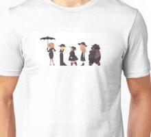 1,2,3 - Girls Unisex T-Shirt