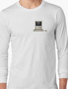 Apple Macintosh Long Sleeve T-Shirt