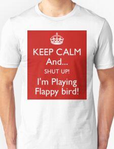 Flappy Bird red Unisex T-Shirt