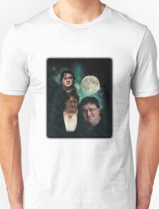 3 Moons of GabeN T-Shirt