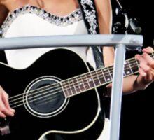 Taylor Swift -1989 Tour Guitar Sticker