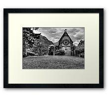 St Mary and St Finnan Church Framed Print