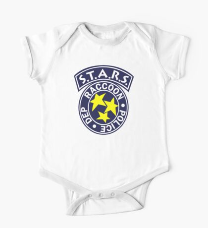 S.T.A.R.S. One Piece - Short Sleeve